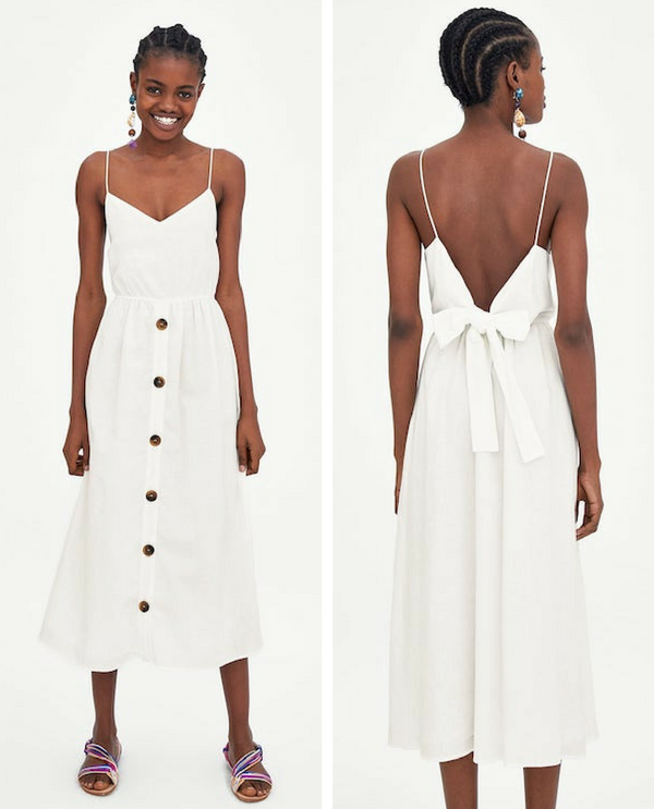 spring_dresses_to_wear_right_now_zara_dress_with_knot.png