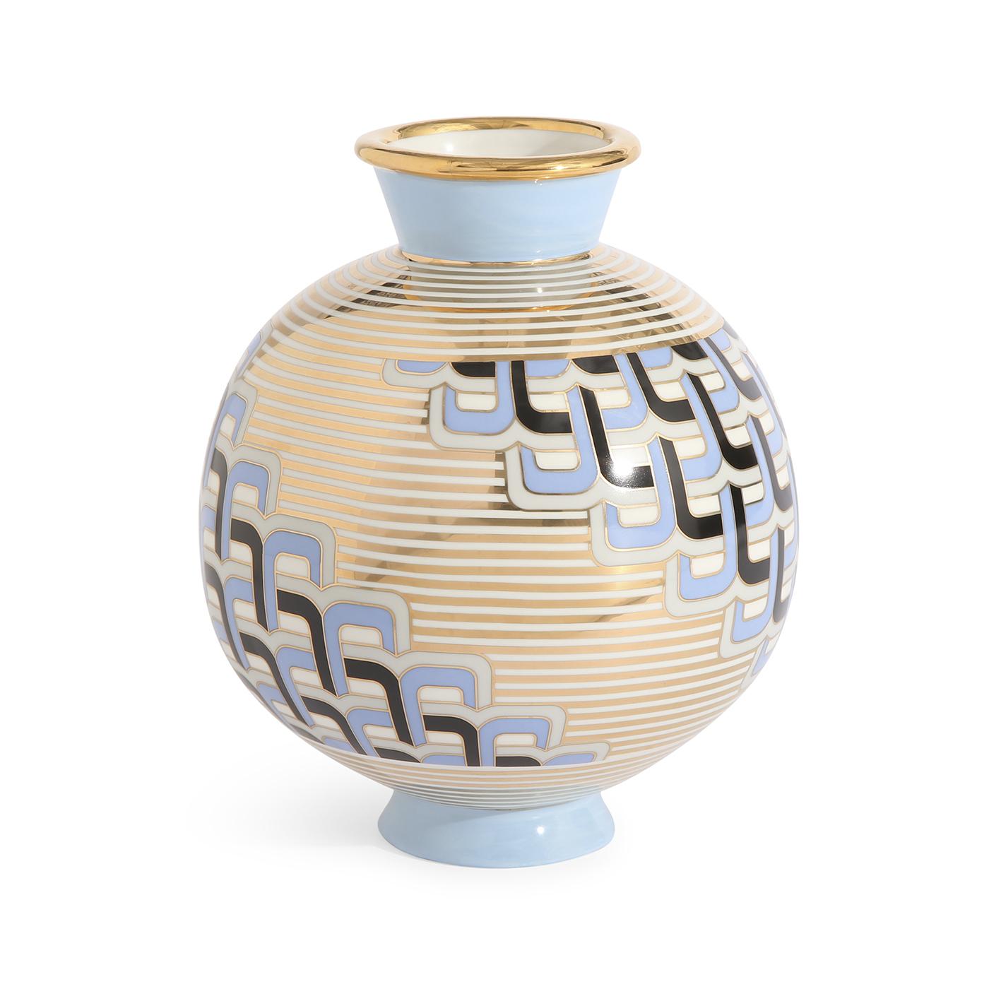 Jonathan Adler Versailles Puzzles Vase