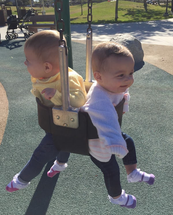 four_years_milestones_twin_girls_babyswing.JPG