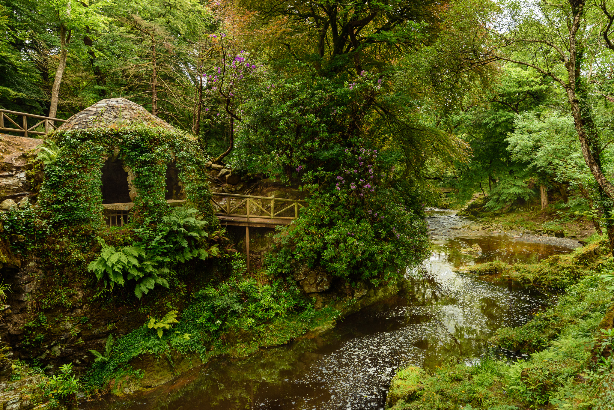 Tollymore Forest Park, UK