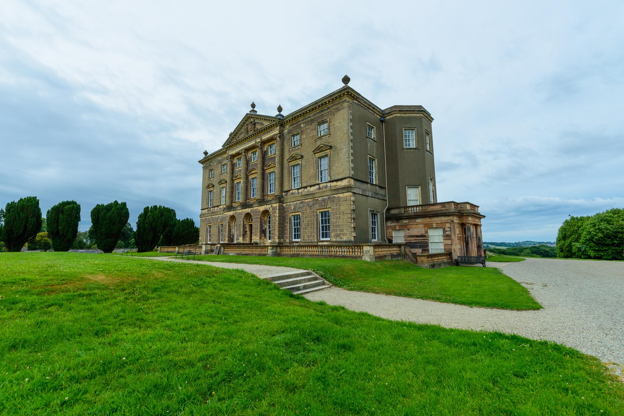 Castle Ward, UK