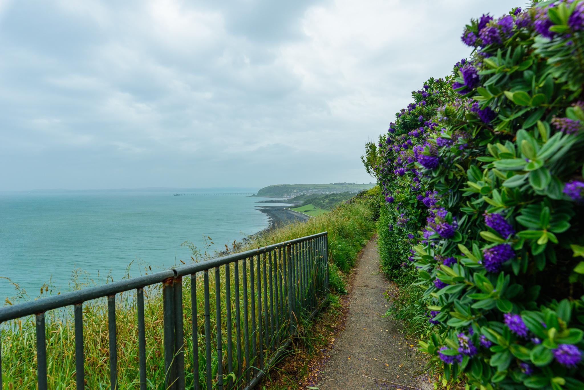 Causeway Coastal Route, UK