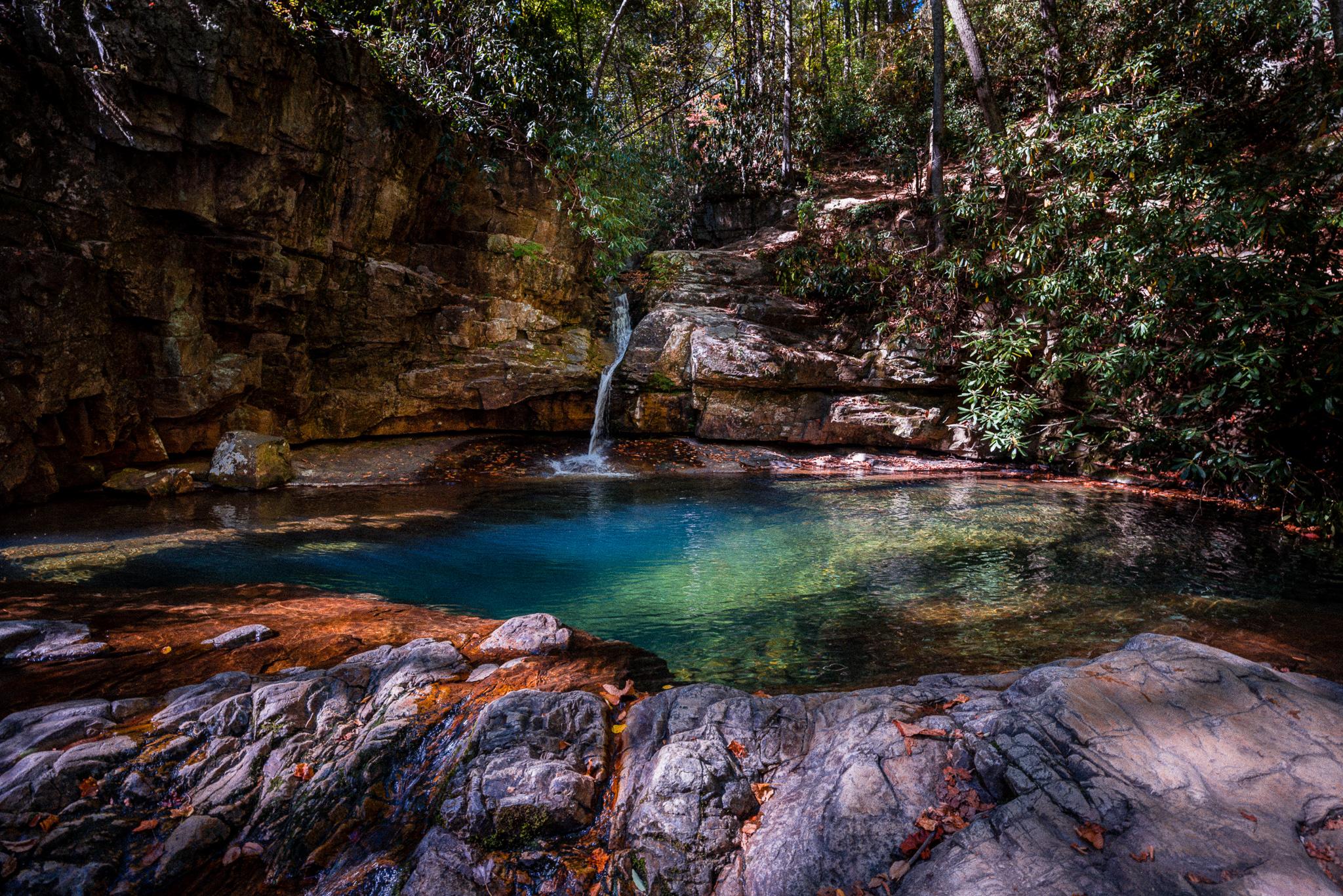 Blue Hole, TN