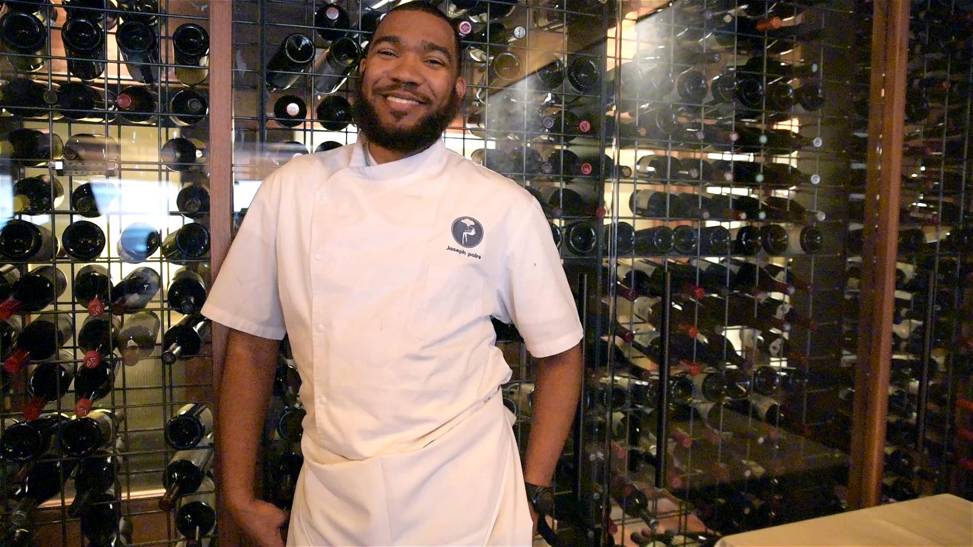 Joseph Paire // Barcelona Wine Bar // Executive Chef