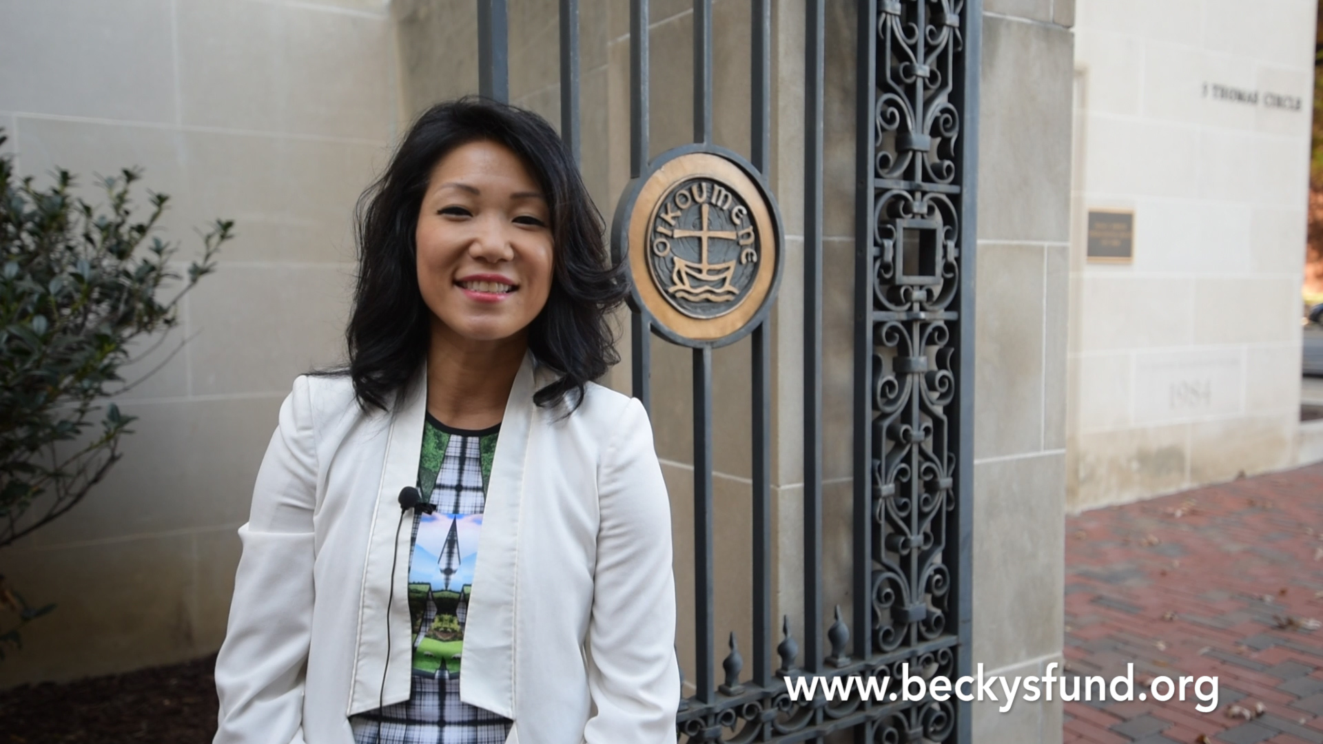 Becky Lee // Beckys Fund // Founder