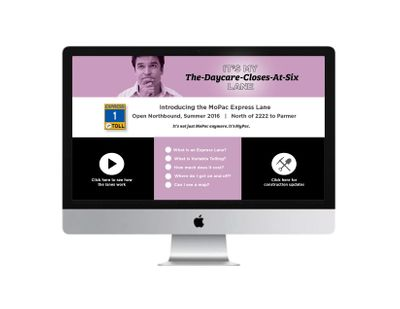 MyPac Campaign: Landing Page Design and Content
