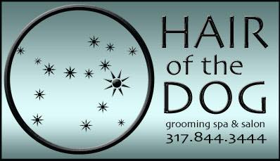 Official Microchip Sponsor - Hair of the Dog in Carmel, IN provides funds to microchip all of our animals! Visit their page here!