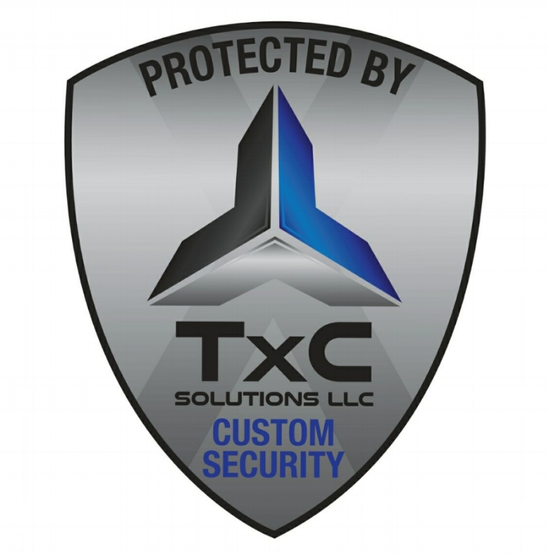 Platinum Sponsor - Meet TxC Solutions LLC - Bringing peace of mind to your business or home with state of the art surveillance and security technology. Visit their facebook page here!