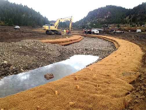 Streamside Tailings Project - Silver Bow Creek Remedial Action