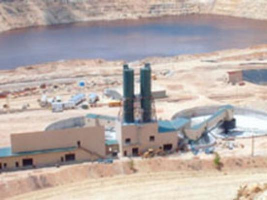 Horseshoe Bend Water Treatment Plant - Montana Resources