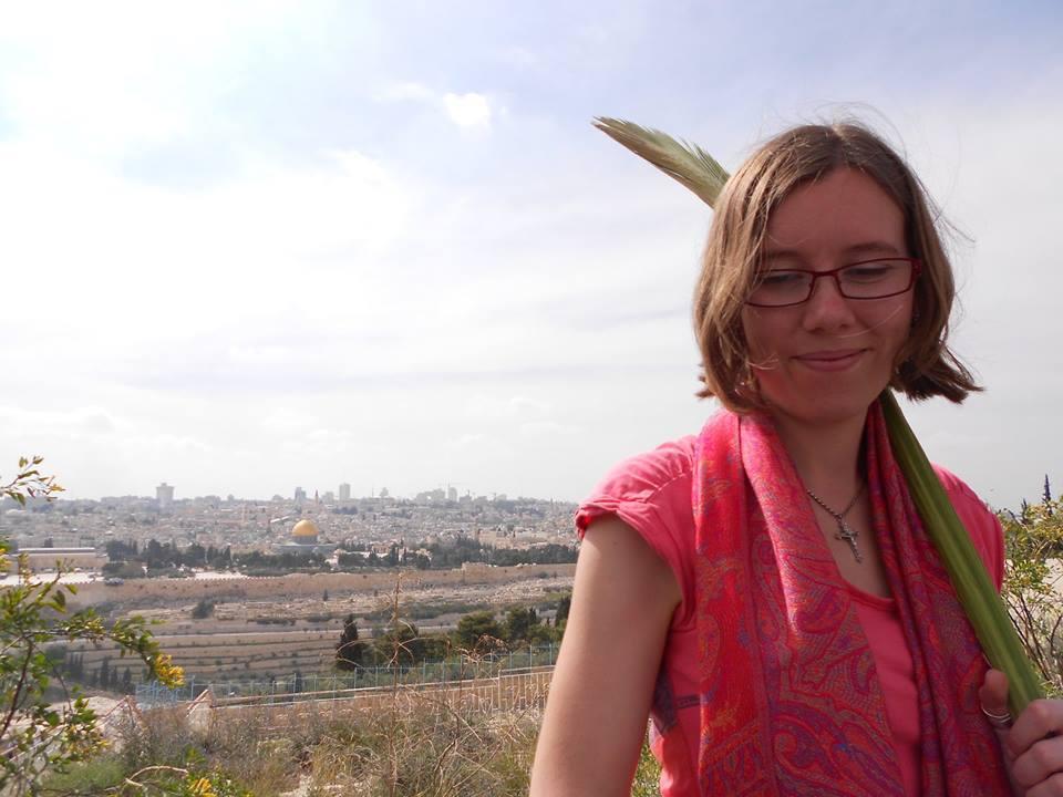 Victoria Biggs, Jerusalem, 2014.