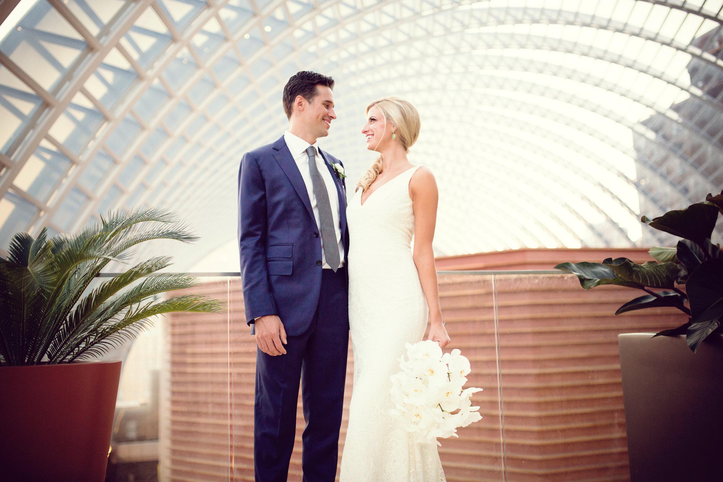 Kimmel Center Weddings -