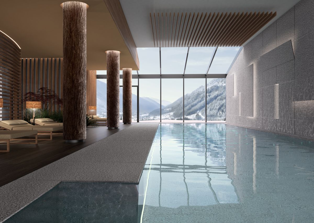 Image from Lefay Residences