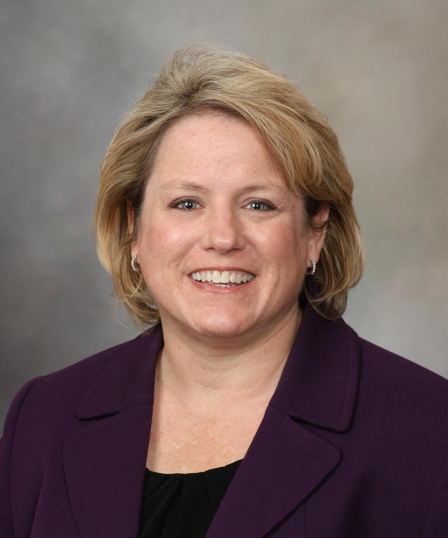 Marla Burkhart   Investment Operations Manager, Treasury Services, Mayo Clinic