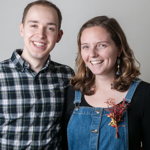 Devin Shepherd & Juliette Walker , photograph by Winky Lewis