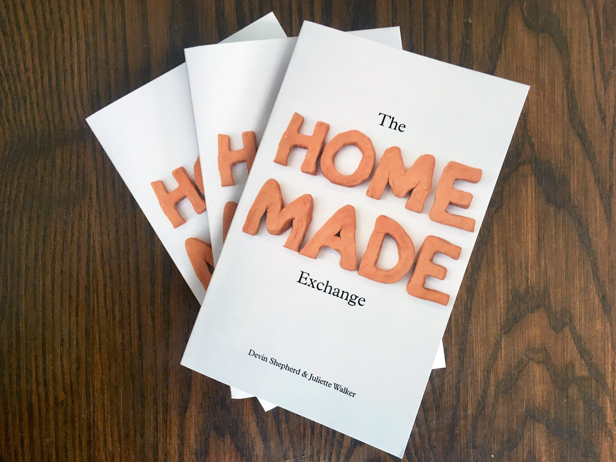 The Homemade Exchange book