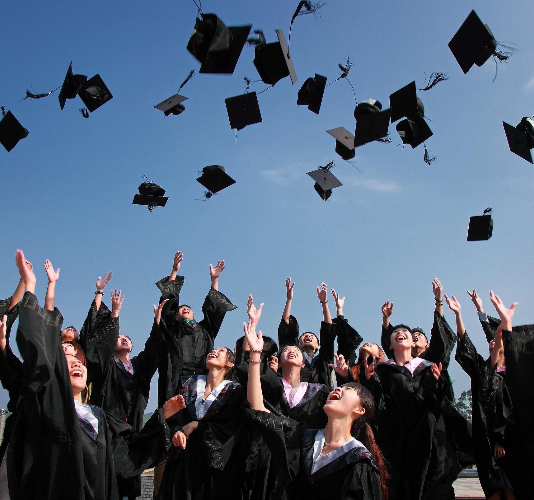 Congratulations on your graduation!  -