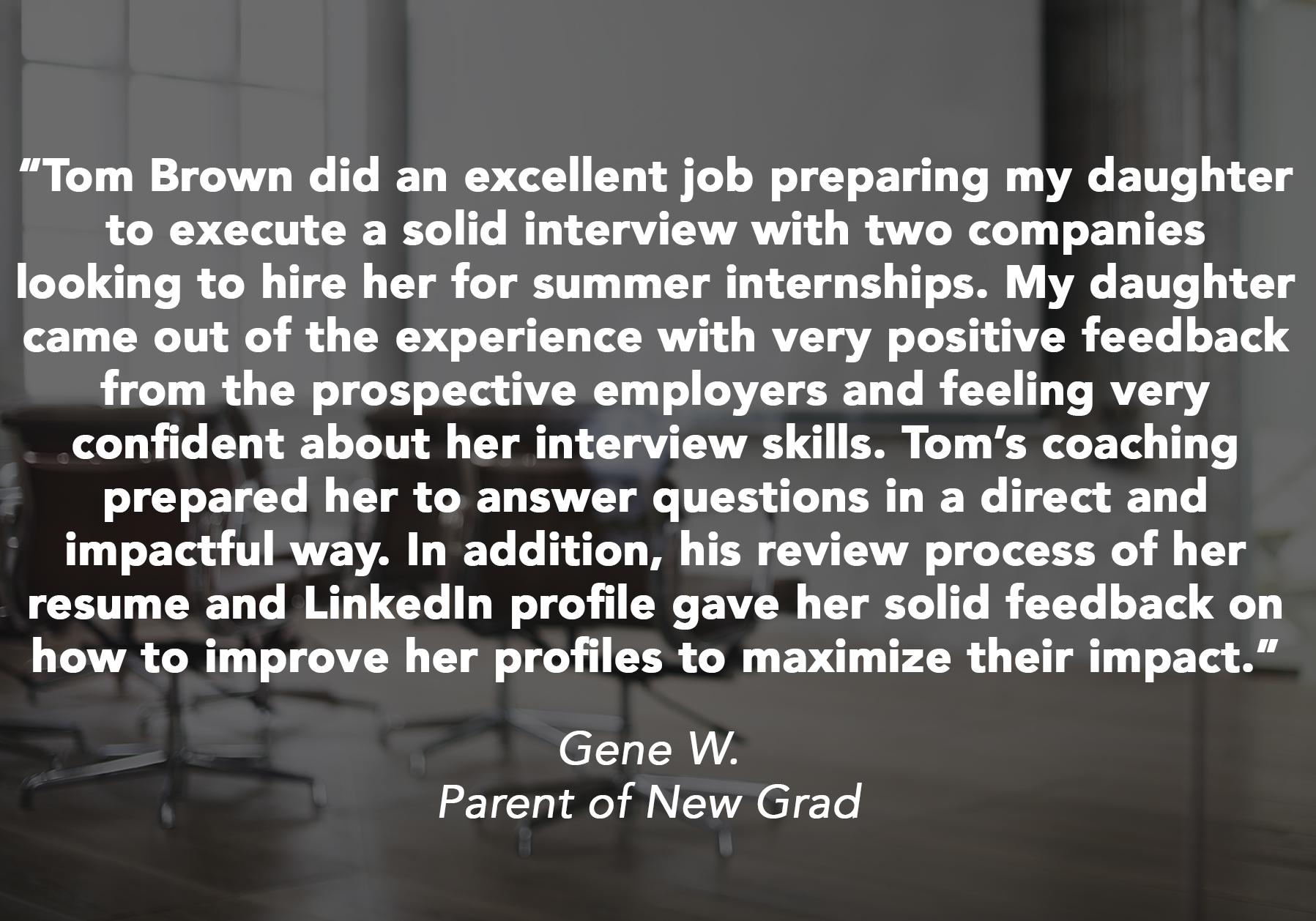 interview coaching solutions job career coach GeneW.jpg