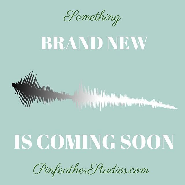 Keep your eyes and ears peeled for something amazing, coming soon!