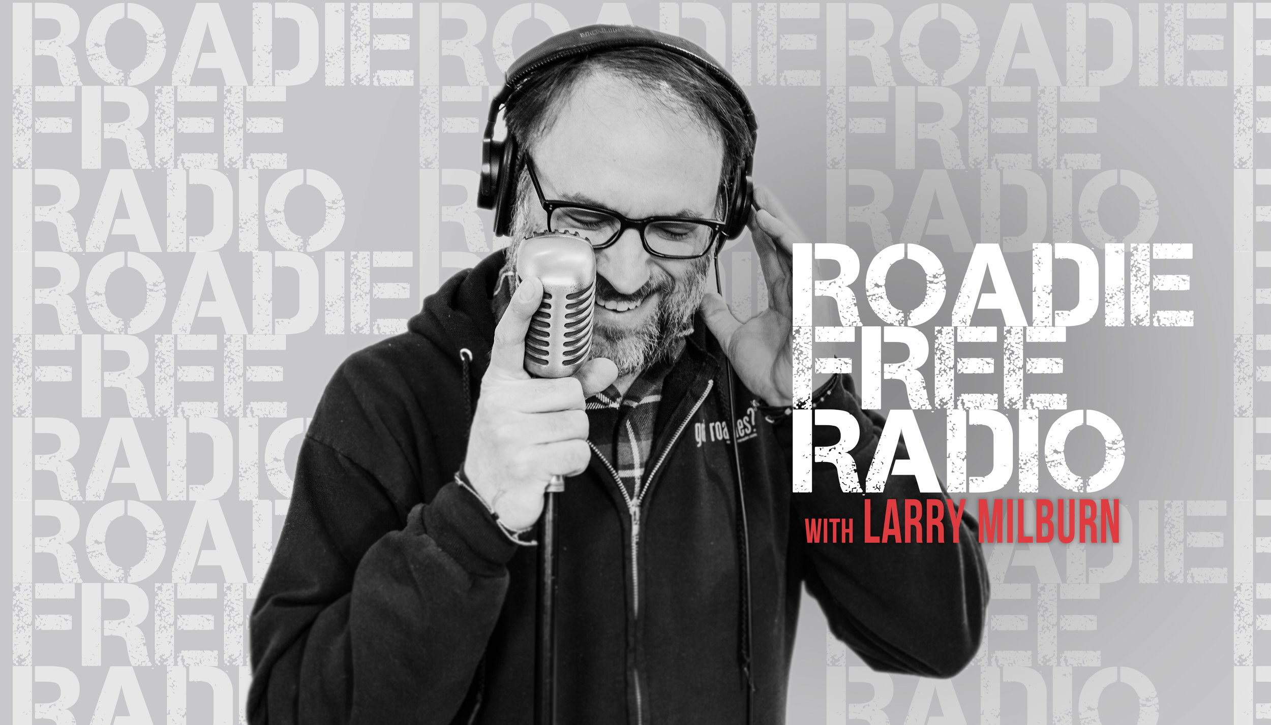 PODCAST - Website, Photo, Video, Graphics.ROADIE FREE RADIO takes you behind the scenes of the music industry interviewing pioneers in sound engineering, guitar techs,front of house innovators and entrepreneurs in music tech. For this particular project we shoot live interviews, cover behind the scenes of events, concerts and lectures all packaged up to create a community of listeners dedicated to the roadies that make music happen.