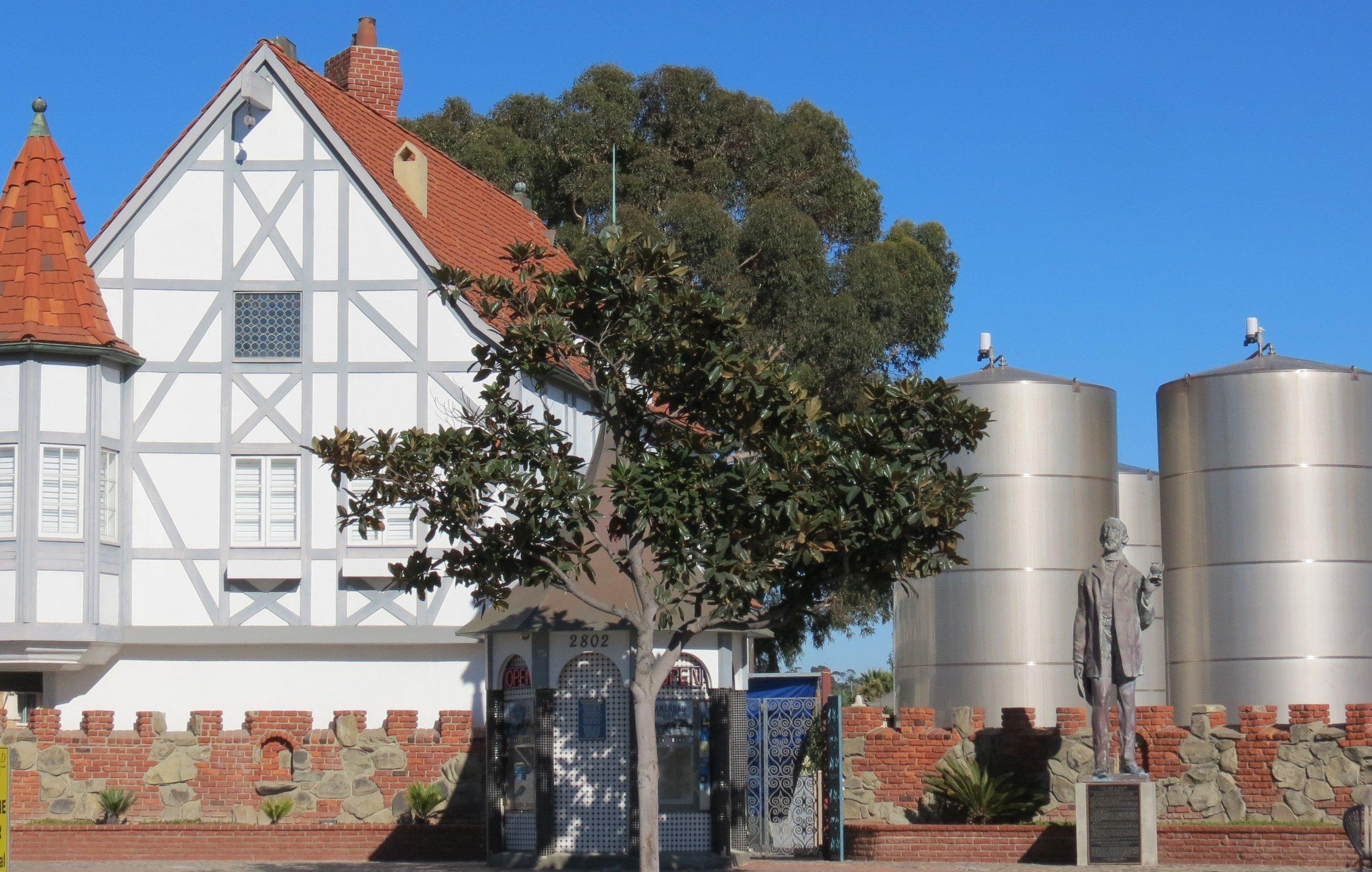 Carlsbad Mineral Water, Historical Walking Tour, Carlsbad, CA