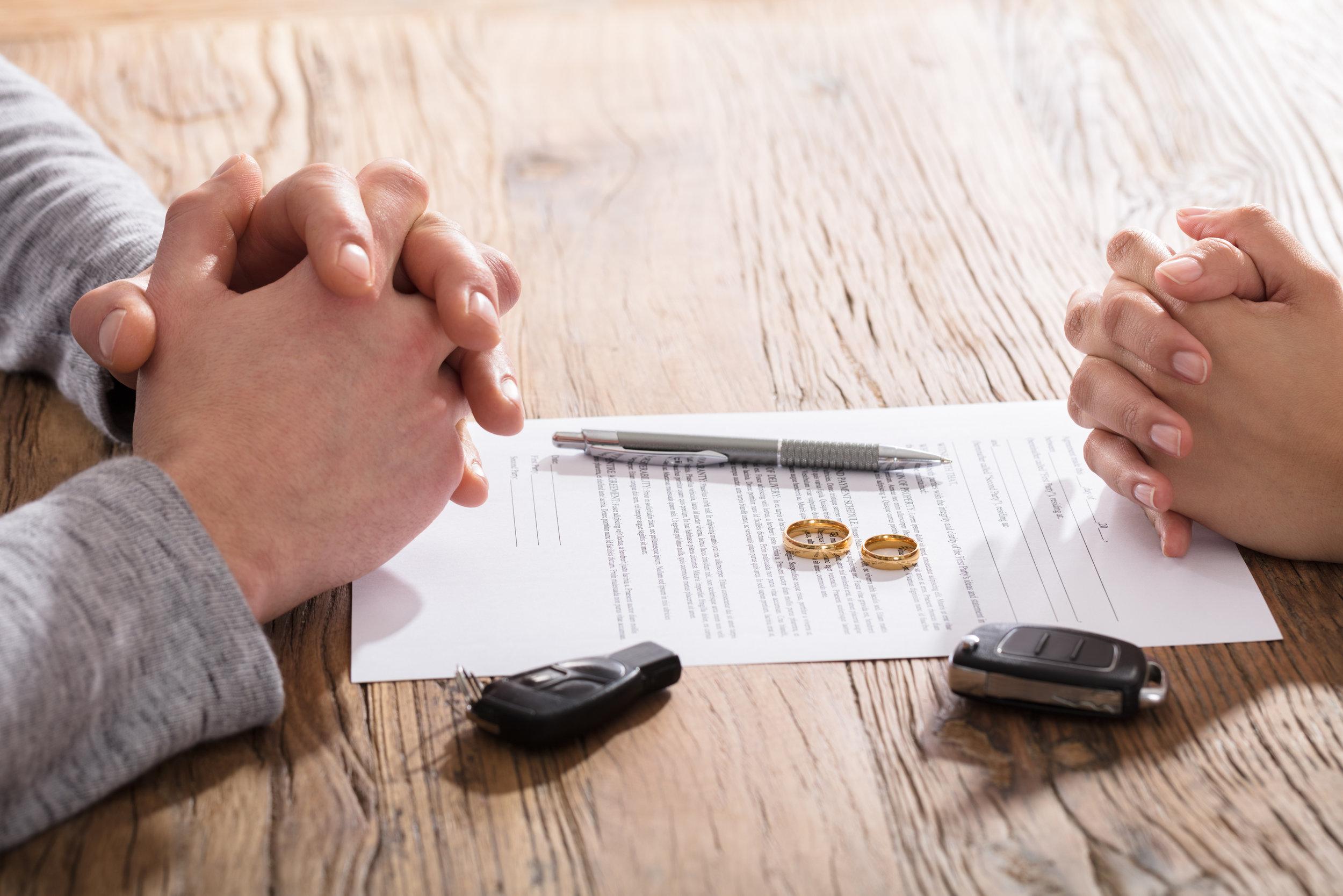 Family Law - Divorce & Custody