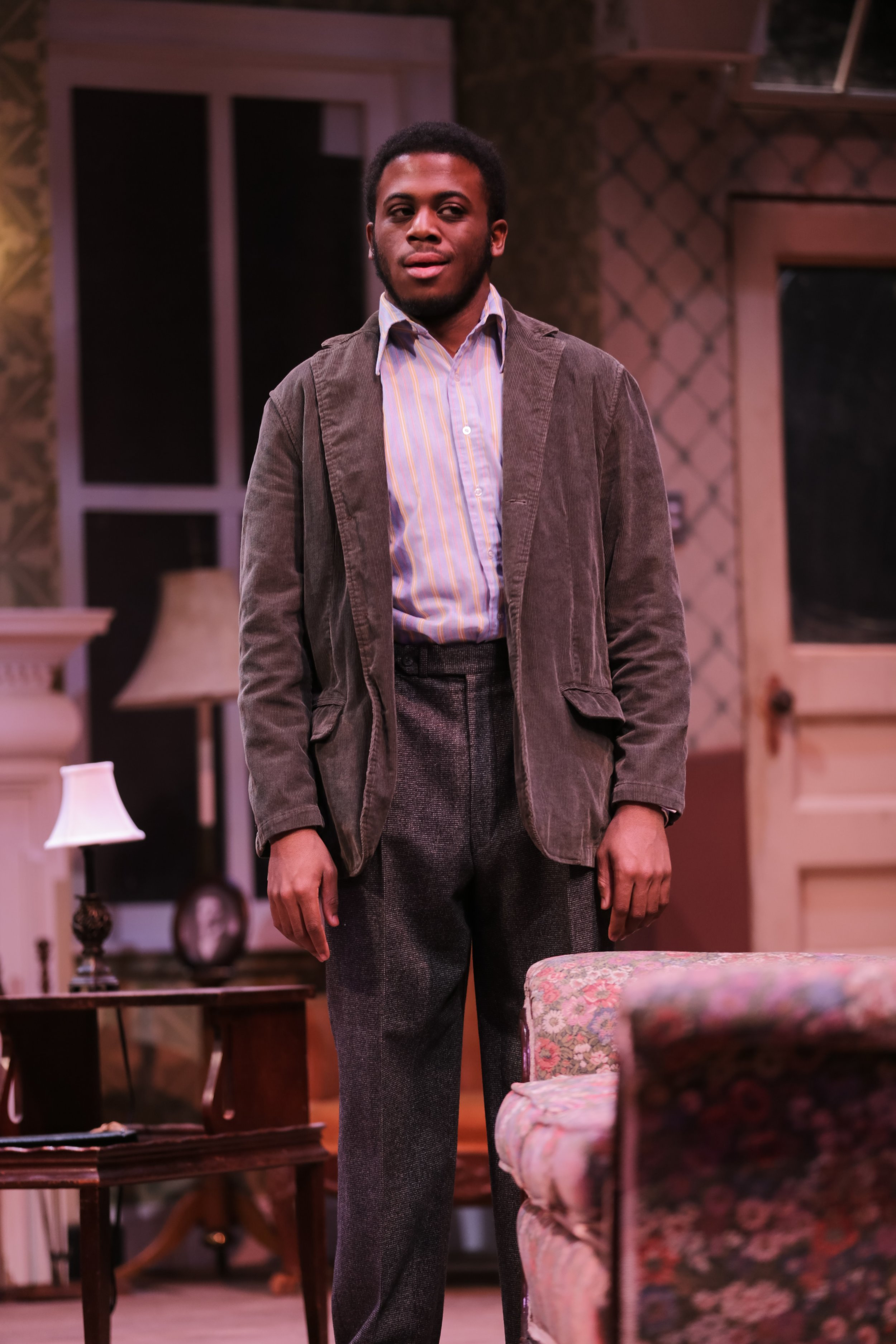 as Lymon Jackson in The Piano Lesson