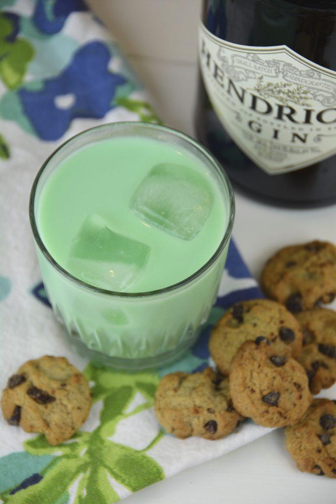 Green Cookie Monster