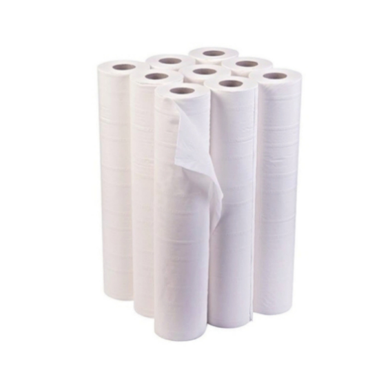"21129 - Bed Paper #100 yards*2.75""#12 rolls/case"