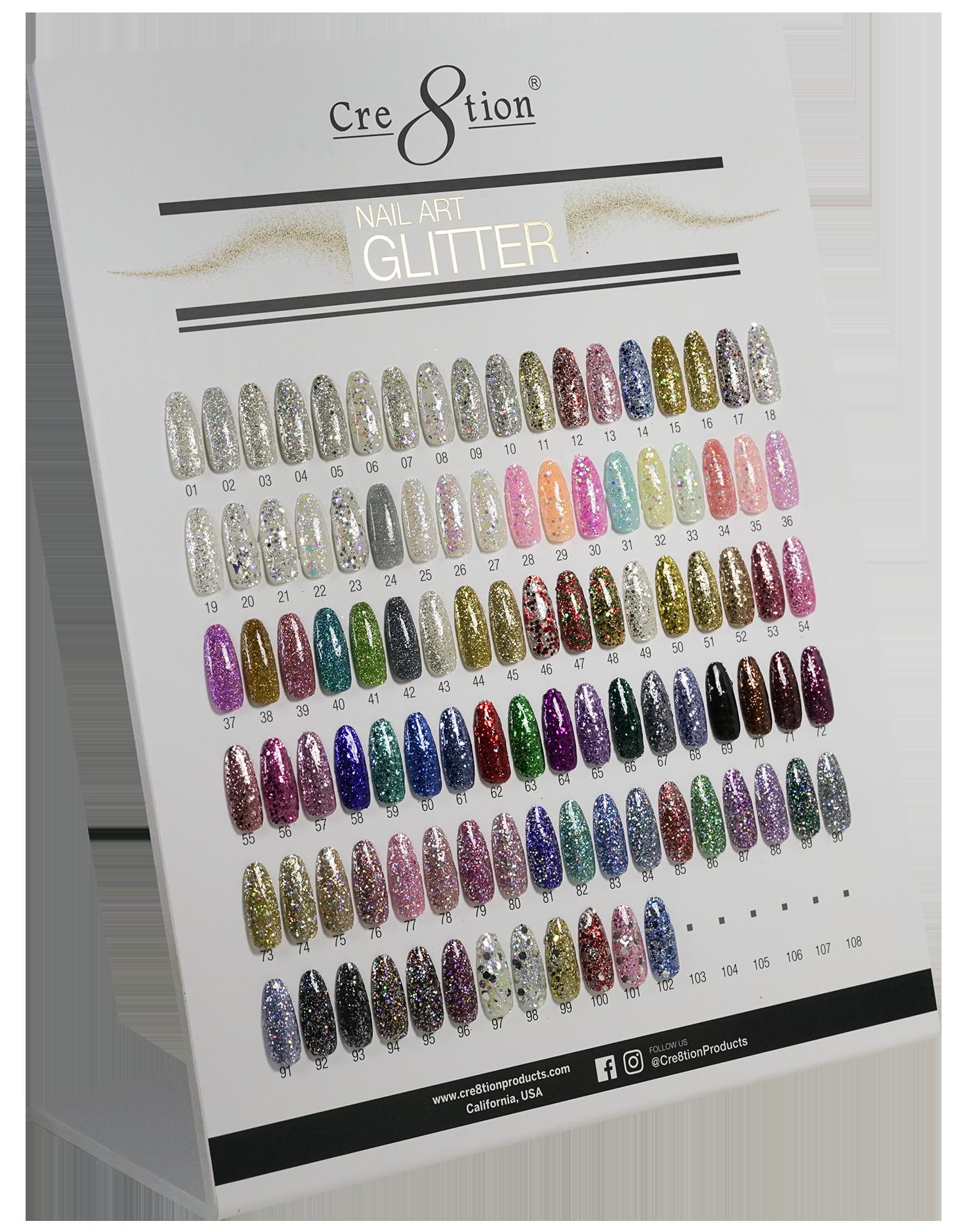 37072 - Nail Glitter