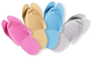 10063 - Unfold Joint Slippers  12 pairs/bag, 30 bags/case