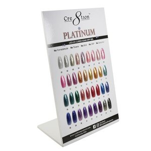 37047 - Platinum Foam Display Product Size: 10 in. x 6.25 in.