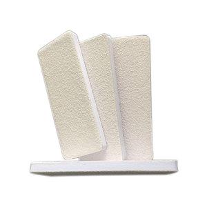 28008 - White Sand Foot File 60/60   25 pcs./ pack, 60 packs/case