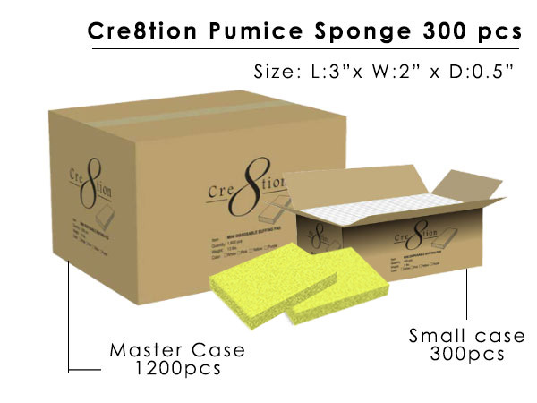 28064 - Yellow  300 pcs./box, 4 boxes/case, 36 cases/pallet