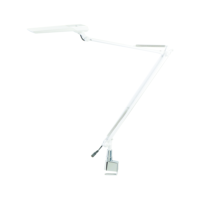 13190 - LED Desk Lamp Auto Infrared Sensor, 100v-240V 10W Clip On  4 pcs/case
