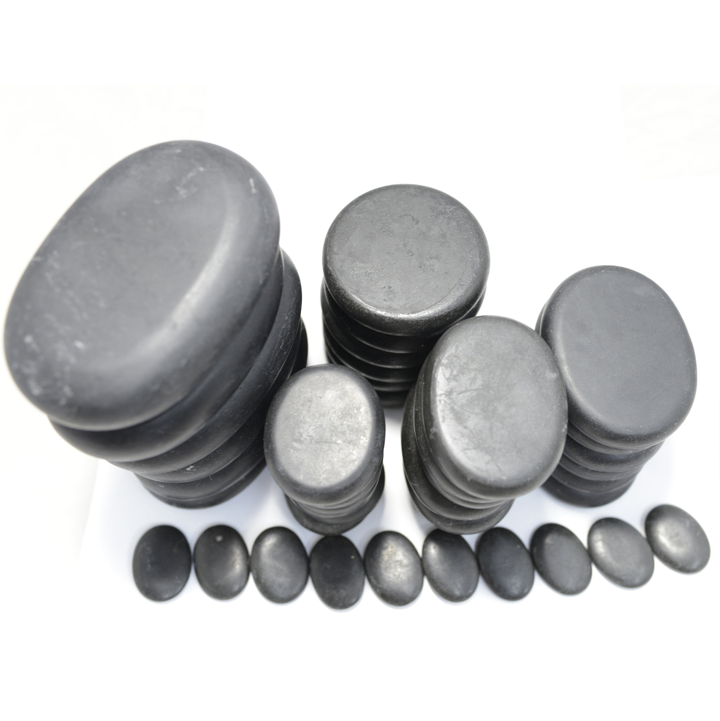 24011 - Massage #Hot Stone 40 pcs./case