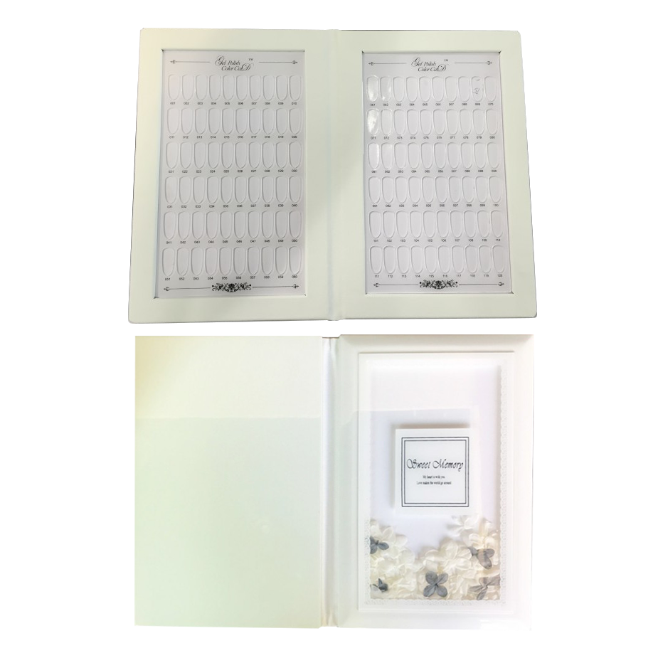 10335 - Material 120 Tips #Book - JJPB-006 30 pcs/case