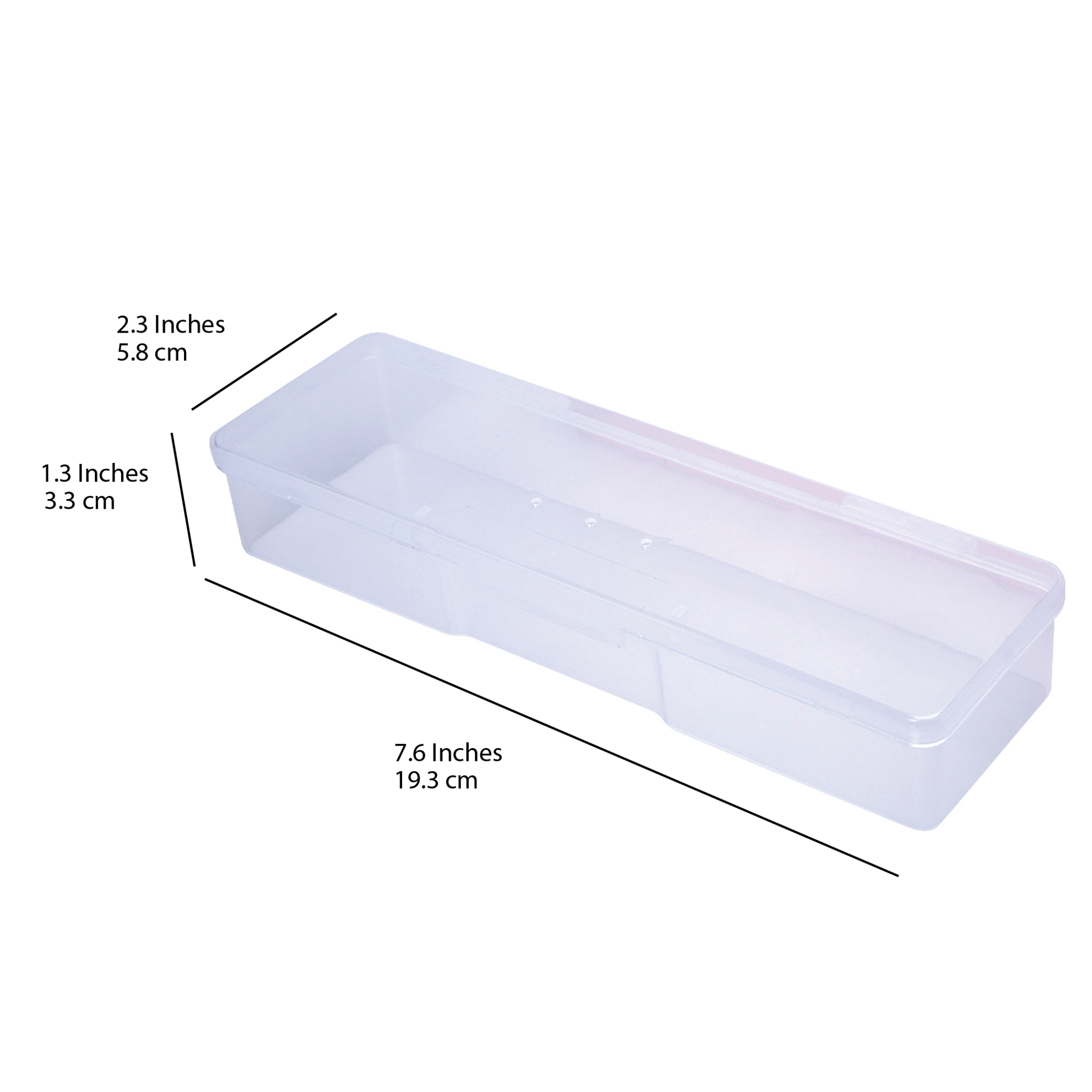 26050 - Small Personal#Storage Box#200 pcs/case