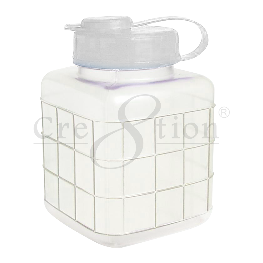 26000 - Cre8tion Cotton Container (short)   72 pcs/case