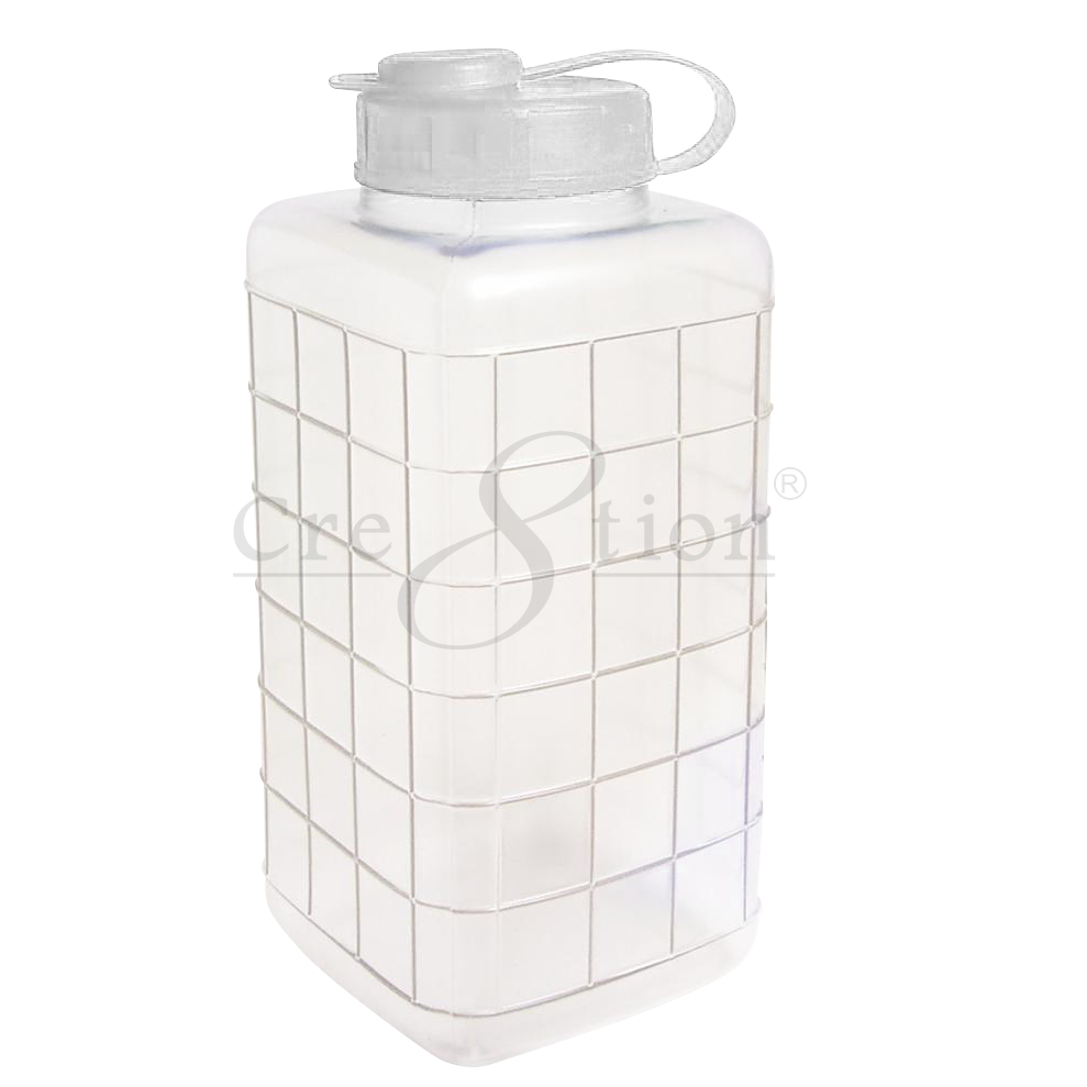 26001 - Cre8tion Cotton Container (high)   70 pcs/case