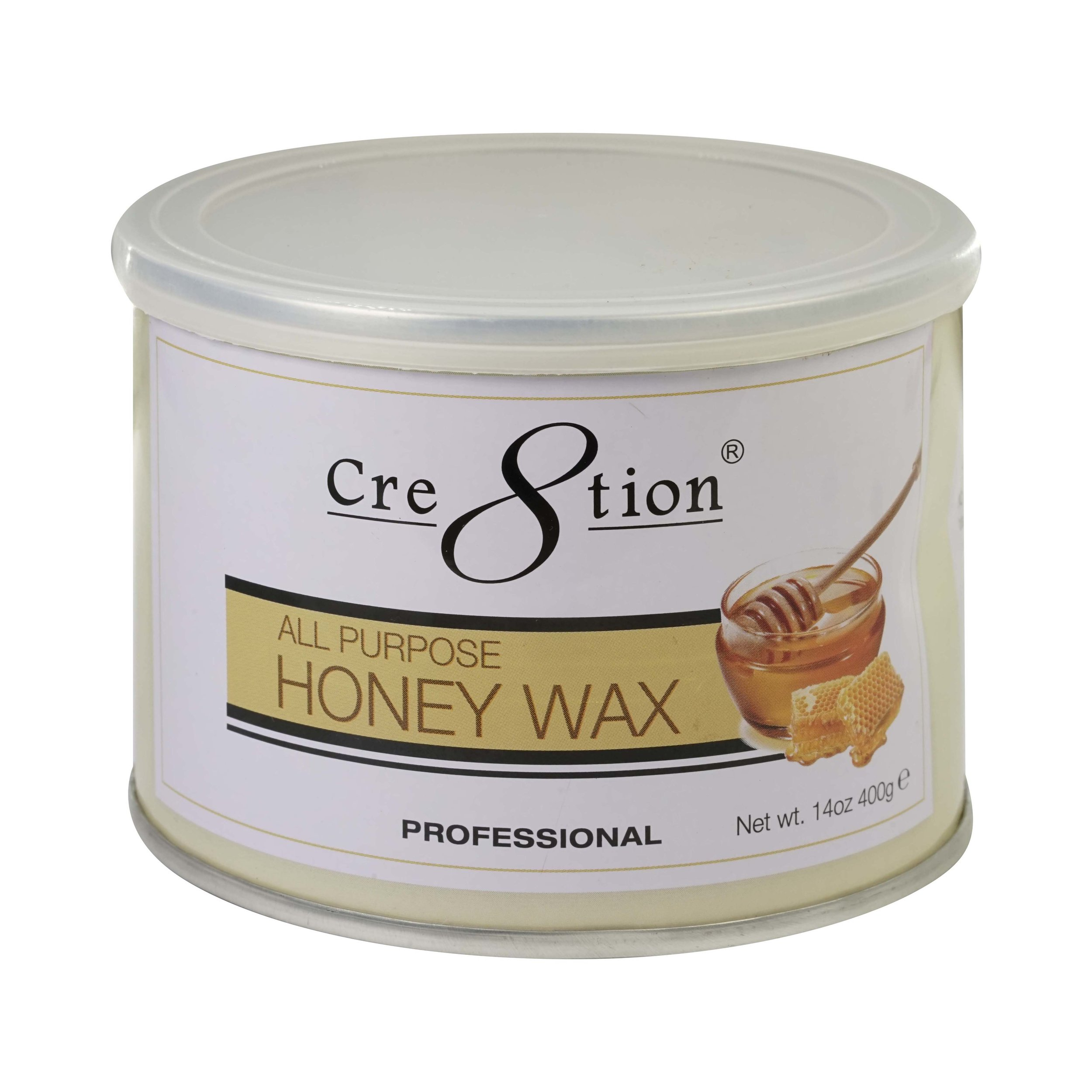 21134 - Honey wax 14oz  24 pcs./case, 72 cases/pallet
