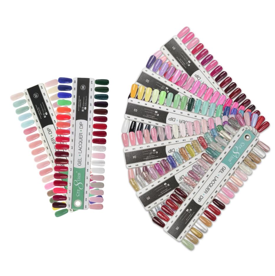 37036 - Color Chart 288 Colors