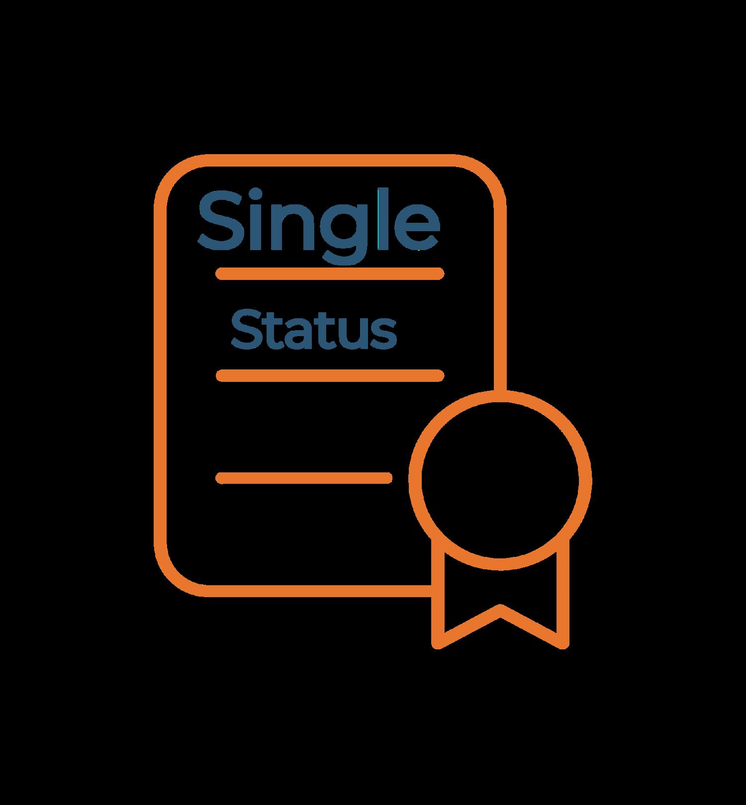 Status single Complex