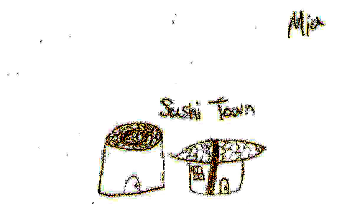 sushi town 2