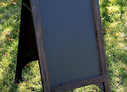 Medium Easel Chalkboard, $15