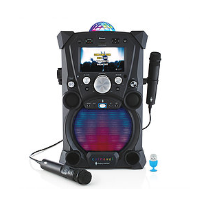 Singing Machine Bluetooth Karaoke & Entertainment System, $100