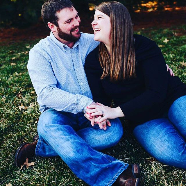 It's wedding week for Allie & Eric! 💍💕 They will be getting married with a reception to follow at The Lodge at Ironwoods on Saturday!  Leave them a note below with your wedding wishes 👇🏻 We can't wait! . . . #CountdownToCorkill #CallmeCorkill