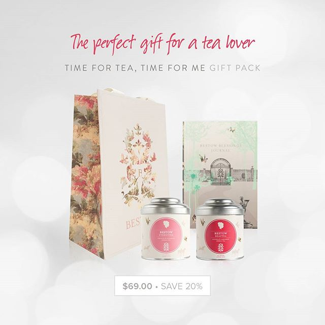 Treat a loved one to a gift they will use and love throughout summer. Packaged in a Bestow gift bag, this perfect tea pairing of Beautea and Eternitea will aid digestion and combat ageing effects in the body for nourished, healthy and smooth-looking skin. Gift pack available in salons. . . . #bestowbeauty #holisticbeauty #beautyfromwithin #bestowrituals #healthybeginnings #innerbeauty #beautybeginswithin #timefortea #timeforteatimeforme #beautea #eternitea #herbaltea #organictea