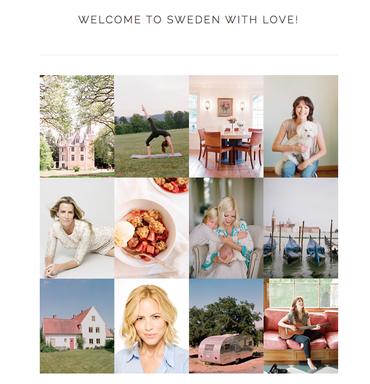 Sweden with Love