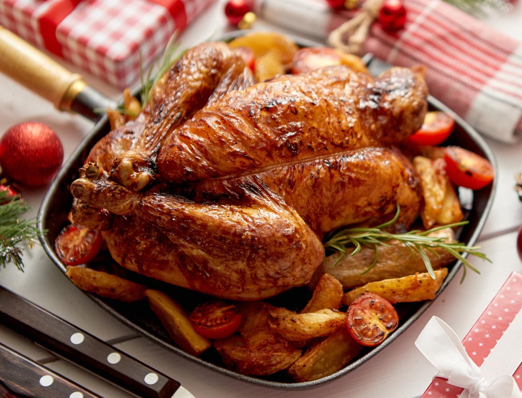 Every $35 is a hand-delivered meal Including - Turkey5 Lbs Bag PotatoesLarge Bag VegetablesLarge Bag RollsLarge Pie – Local Bakery